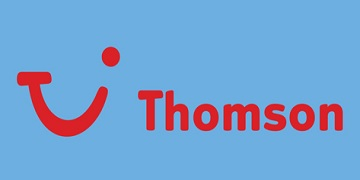 Logo for Thomson Holidays